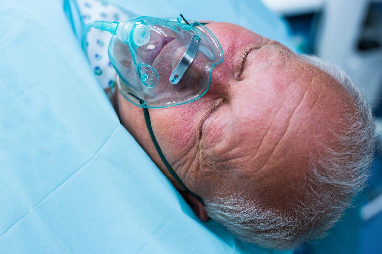 polineuropatia, leczenie, intubacja, wentylacja mechaniczna, wentylacja domowa, mięśnie oddechowe