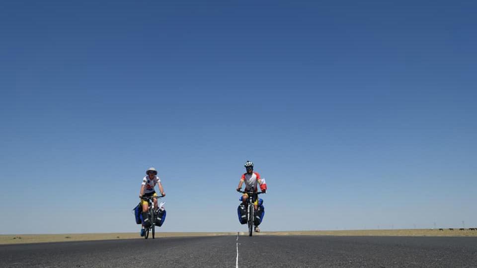 pamir 2019, big heart bike, monika spisak, łukasz krusz, podróż