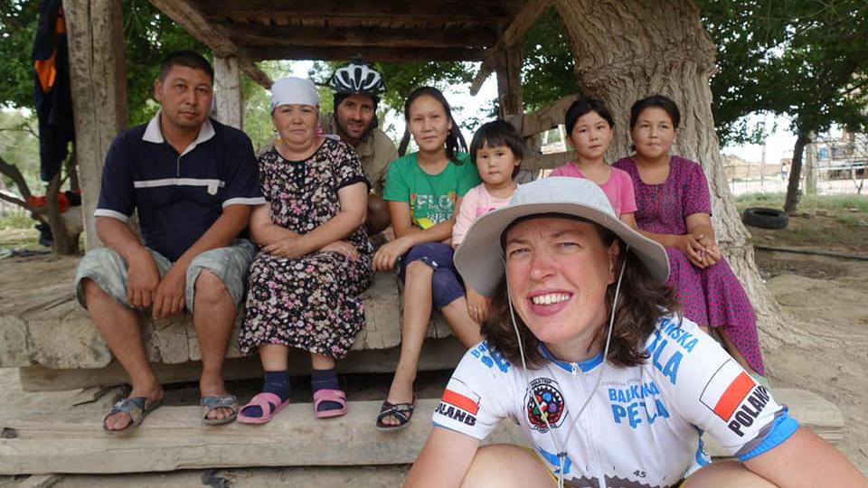 pamir 2019, monika spisak, łukasz krusz, uzbekistan, wyprawa rowerowa