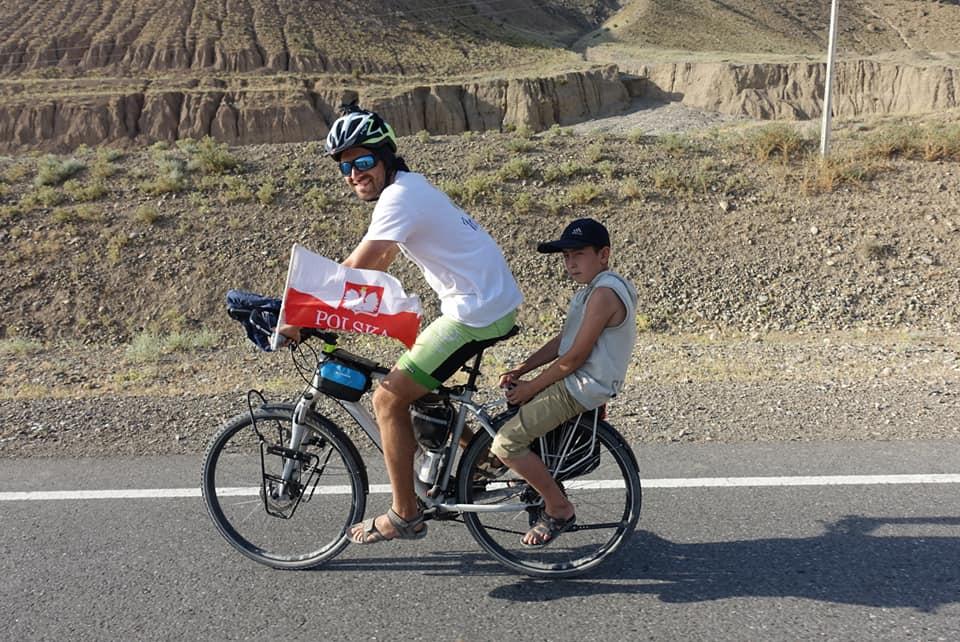 pamir2019, big heart bike, łukasz krósz, rower, podróż, styl życia