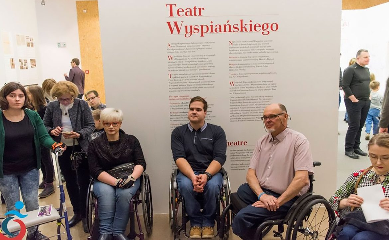 brak barier, dostępność, dostępna kultura, kraków, niepełnosprawność,