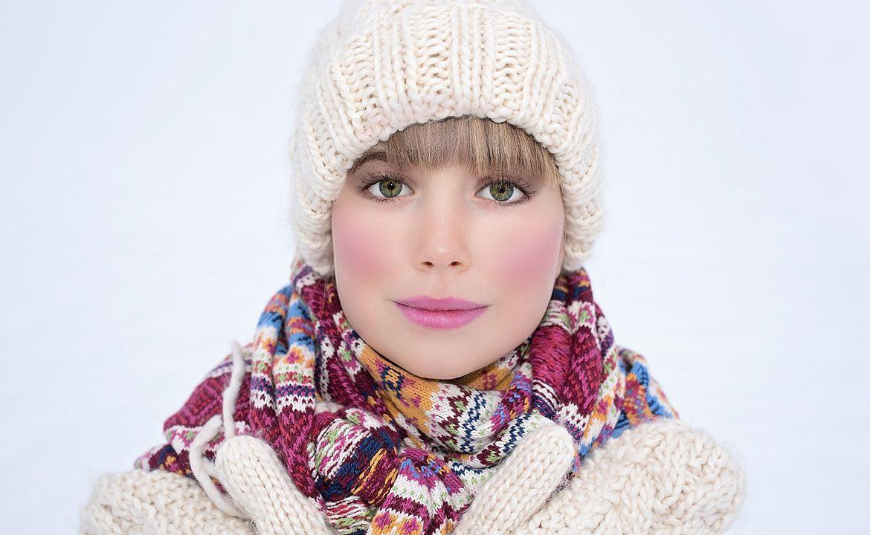 skóra, jak dbać o skórę, skóra zimą, naczynka, wypryski, kremy, wrażliwa skóra
