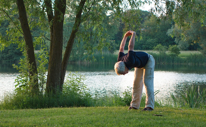 wiek, senior, ćwiczenia, aktywność fizyczna, sport