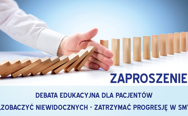 ptsr, polskie towarzystwo stwardnienia rozsianego, gdańsk, konferencja, progresja choroby, zobaczyć niewicdoczne, pacjent i opiekun