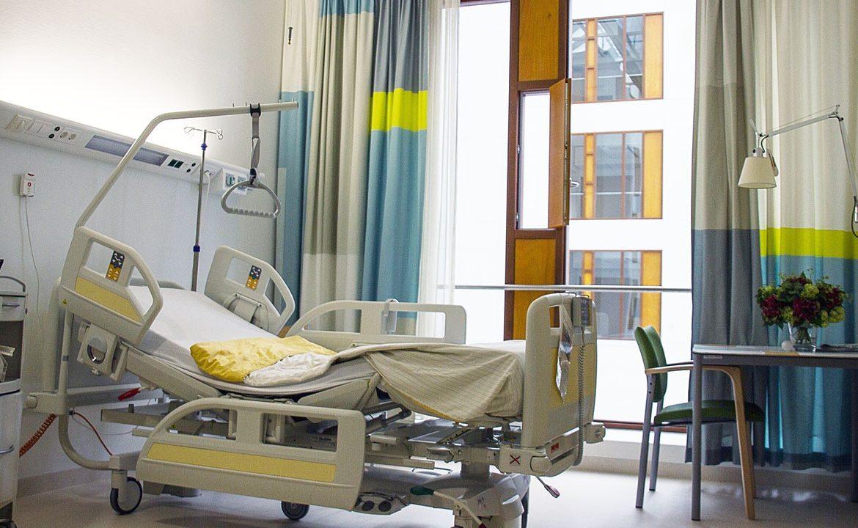 szpital jednoimienny, szpital, oddział zakaźny, respirator, łóżko respiratorowe, epidemia, koronawirus