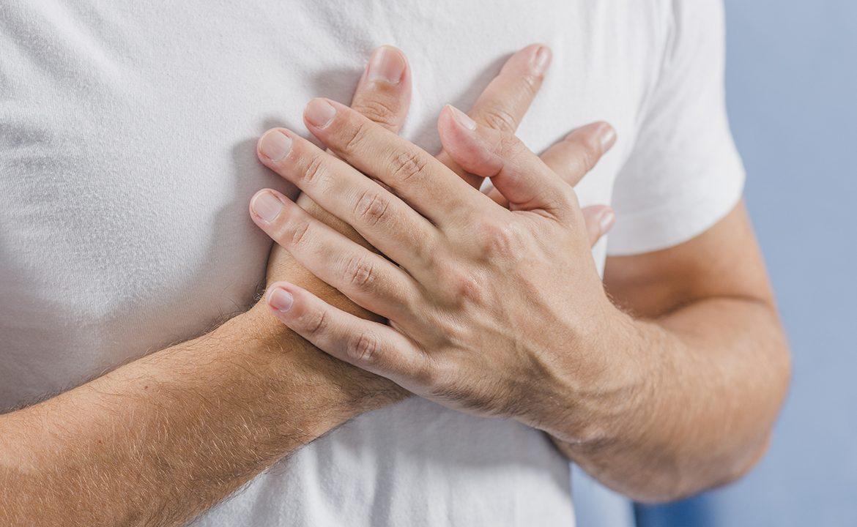 niewydolność serca, NS, czynniki ryzyka, duszność spoczynkowa, duszność wysiłkowa, pacjent , niewydolność serca