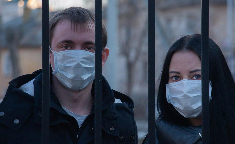 lockdown; zamkniecie, kwarantanna, izolacja, epidemia, koronawirus
