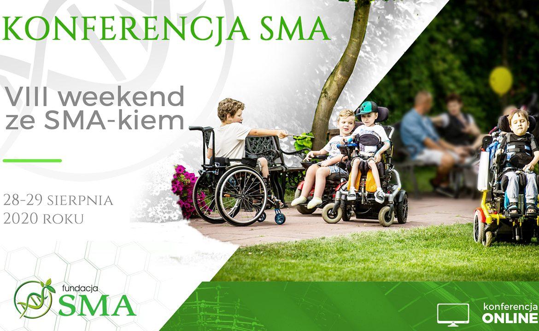 rdzeniowy zanik mięśni, SMA< weekend ze sma-kiem, konferensja, SMA, fuck SMA