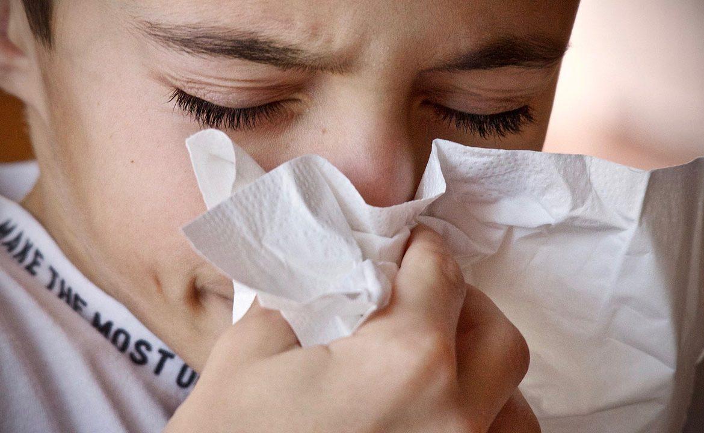 przeziębienie, jesień, sezon grypowy, pacjent, sposoby na przezięcienie