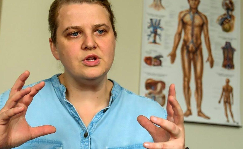 Anna pyszora ; ośrodek wentylacji domowej w bydgoszczy, fizjoterapia, fizjoterapeutka, rehabilitacja, oddychanie, respirator, epidemia, koronawirus, covuid 19