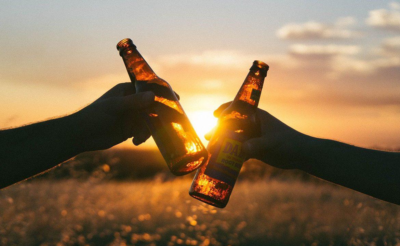 picie, alkohol, toast, zdrowie, dziecko, alkoholizm