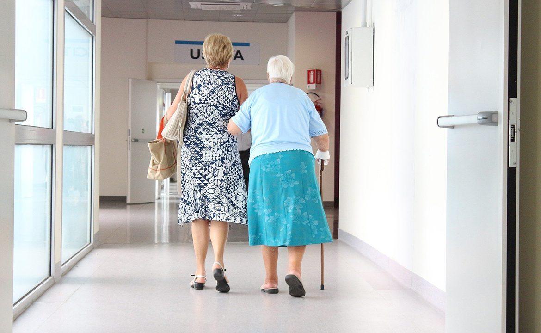senior, geriatra, starzec, wiztya lekarska, pacjent, geriatria