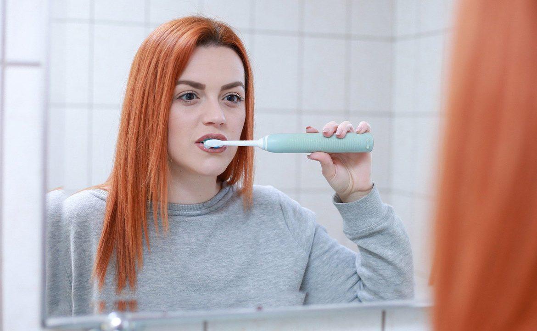 zęby, ciąża, kobieta, zapalenie dziąseł