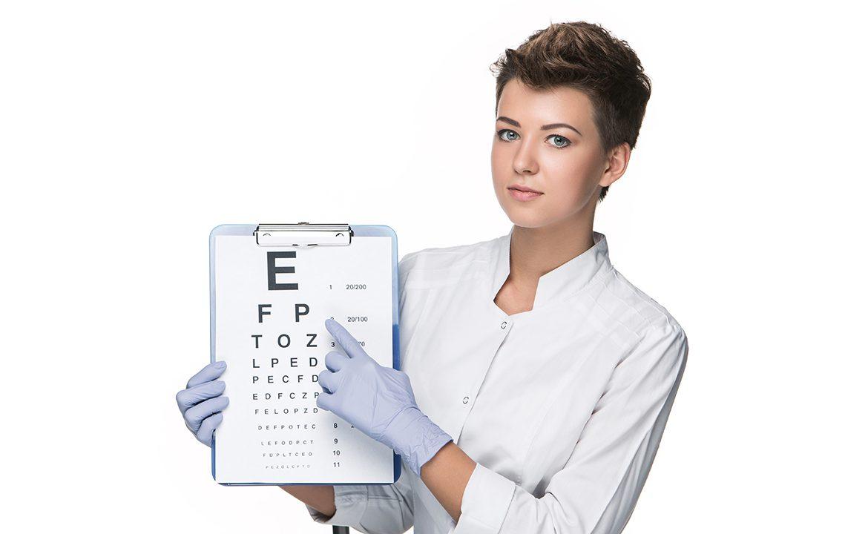 pacjent, medyk, optometrysta, zalecenia, covid-19, koronawirus