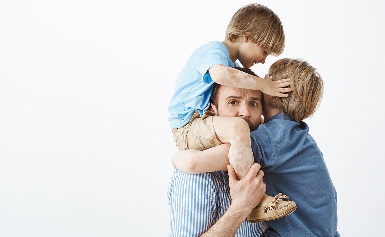 wypalenie rodzica, wypalenie, stres, przewlekły stres, dziecko, rodzice, rodzina