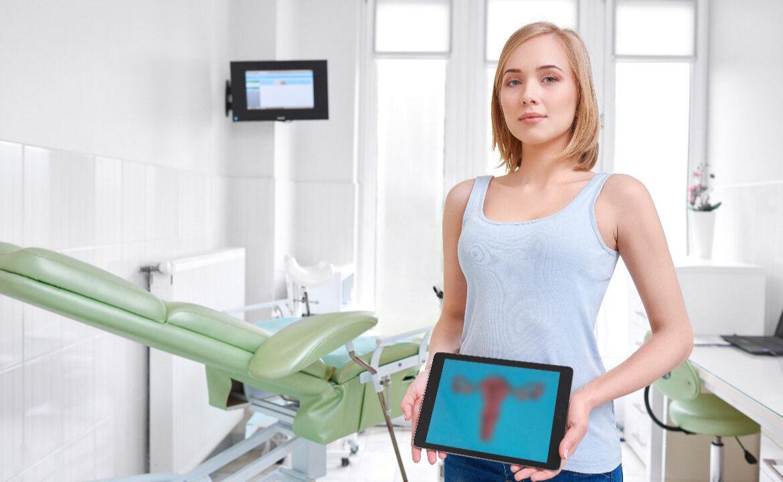 cytologia, badanie cytologiczne, ginekolog, kobieta, pacjent,