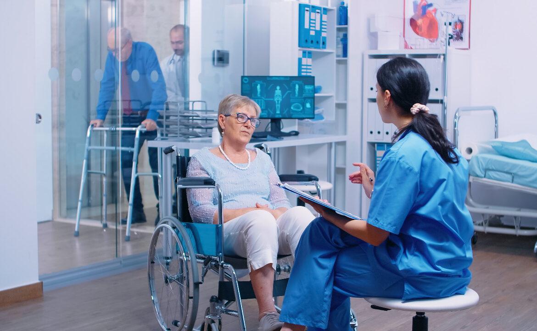 leczenie, choroby rzadkie, badania kliniczne, pacjent, lekarz, neurolog, rejestr chorób nerwowo-mięśniowych, klinika WUM na Banacha